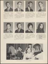1970 Bloomfield High School Yearbook Page 76 & 77