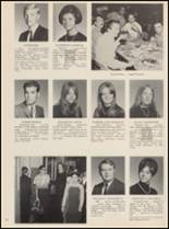 1970 Bloomfield High School Yearbook Page 80 & 81