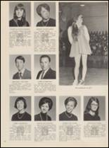 1970 Bloomfield High School Yearbook Page 82 & 83