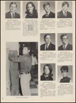 1970 Bloomfield High School Yearbook Page 86 & 87