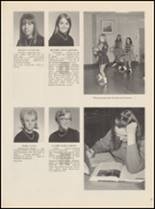 1970 Bloomfield High School Yearbook Page 90 & 91