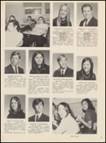 1970 Bloomfield High School Yearbook Page 92 & 93