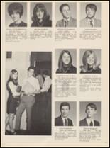 1970 Bloomfield High School Yearbook Page 94 & 95