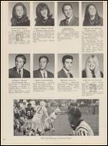 1970 Bloomfield High School Yearbook Page 98 & 99