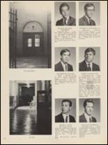 1970 Bloomfield High School Yearbook Page 100 & 101