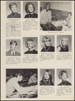 1970 Bloomfield High School Yearbook Page 102 & 103