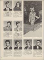1970 Bloomfield High School Yearbook Page 104 & 105