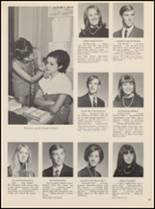 1970 Bloomfield High School Yearbook Page 106 & 107