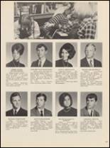 1970 Bloomfield High School Yearbook Page 108 & 109