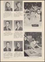 1970 Bloomfield High School Yearbook Page 110 & 111