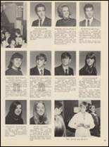 1970 Bloomfield High School Yearbook Page 112 & 113