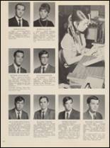 1970 Bloomfield High School Yearbook Page 114 & 115