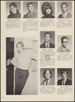 1970 Bloomfield High School Yearbook Page 116 & 117