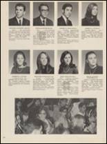 1970 Bloomfield High School Yearbook Page 118 & 119
