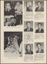 1970 Bloomfield High School Yearbook Page 120 & 121