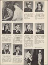 1970 Bloomfield High School Yearbook Page 122 & 123