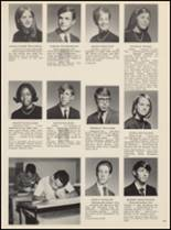 1970 Bloomfield High School Yearbook Page 124 & 125