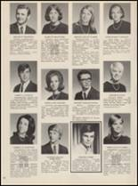 1970 Bloomfield High School Yearbook Page 126 & 127