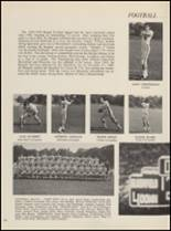 1970 Bloomfield High School Yearbook Page 130 & 131