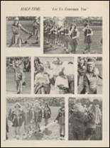 1970 Bloomfield High School Yearbook Page 134 & 135