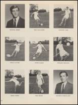 1970 Bloomfield High School Yearbook Page 142 & 143