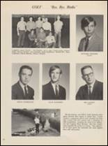 1970 Bloomfield High School Yearbook Page 156 & 157
