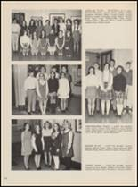 1970 Bloomfield High School Yearbook Page 166 & 167