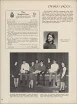 1970 Bloomfield High School Yearbook Page 168 & 169