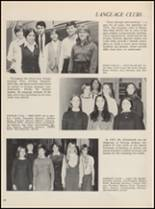 1970 Bloomfield High School Yearbook Page 170 & 171