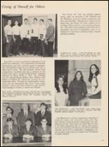 1970 Bloomfield High School Yearbook Page 180 & 181