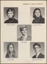 1970 Bloomfield High School Yearbook Page 184 & 185