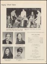 1970 Bloomfield High School Yearbook Page 188 & 189