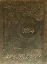 1974 Yearbook Forest High School