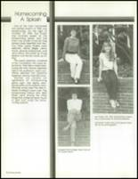 1983 Indiana Area High School Yearbook Page 20 & 21