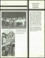 1983 Indiana Area High School Yearbook Page 32 & 33