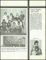 1983 Indiana Area High School Yearbook Page 34 & 35