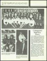 1983 Indiana Area High School Yearbook Page 40 & 41