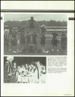 1983 Indiana Area High School Yearbook Page 42 & 43