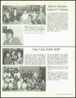 1983 Indiana Area High School Yearbook Page 54 & 55