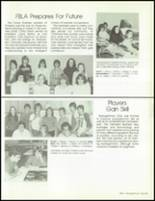 1983 Indiana Area High School Yearbook Page 56 & 57