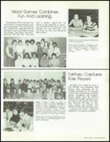 1983 Indiana Area High School Yearbook Page 58 & 59