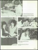 1983 Indiana Area High School Yearbook Page 70 & 71