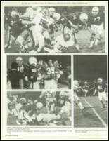 1983 Indiana Area High School Yearbook Page 86 & 87