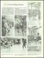 1983 Indiana Area High School Yearbook Page 90 & 91