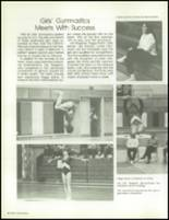 1983 Indiana Area High School Yearbook Page 92 & 93