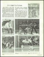 1983 Indiana Area High School Yearbook Page 106 & 107