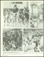 1983 Indiana Area High School Yearbook Page 110 & 111