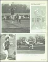 1983 Indiana Area High School Yearbook Page 112 & 113