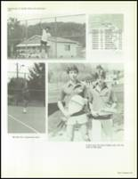 1983 Indiana Area High School Yearbook Page 116 & 117