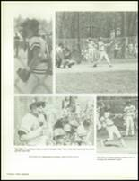 1983 Indiana Area High School Yearbook Page 120 & 121